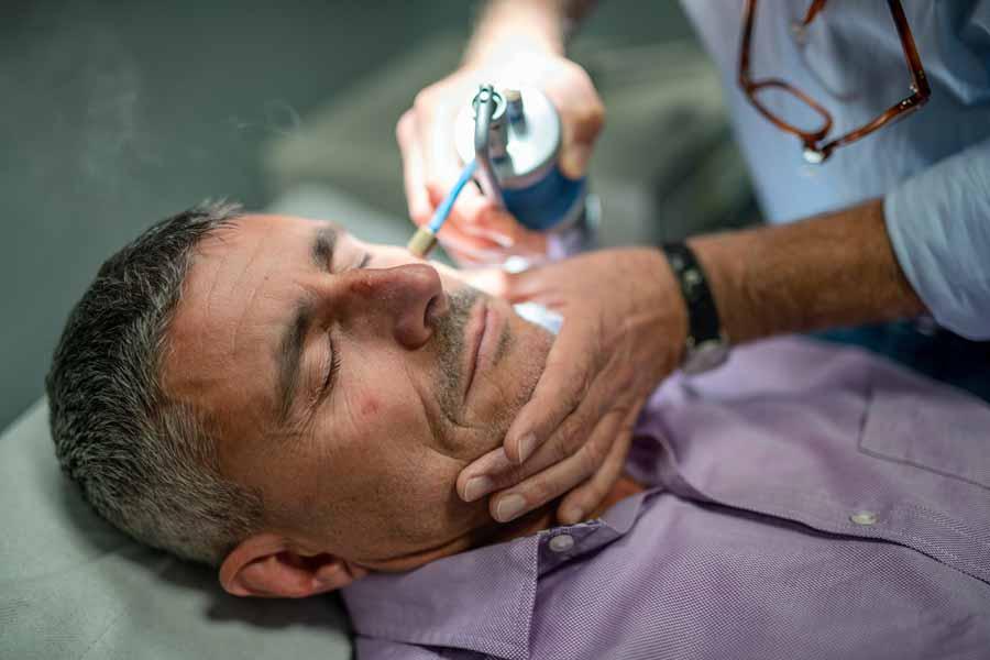 cryotherapy treatment buncrana