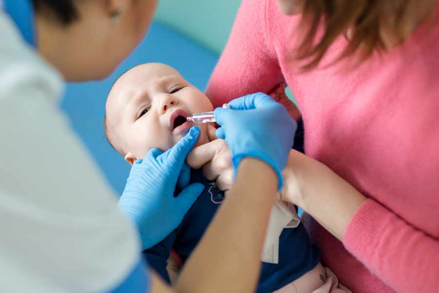 childhood vaccines buncrana clonmany